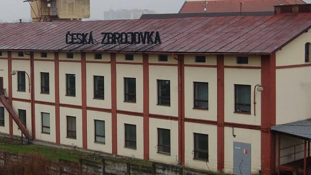 Česká zbrojovka. Ilustrační foto.