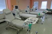 Dialyzační středisko. Ilustrační foto