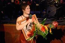 Oceněná Irena Vacková nejvíce zaujala titulní rolí v dramatu Medeia.