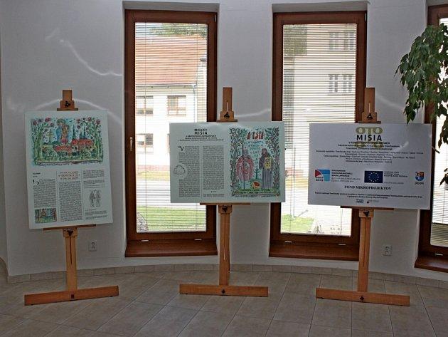 Misie v kontextech a souvislostech čtyřmi kraji Moravy a Slovenska