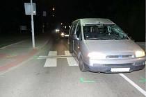 Nehodu, při níž řidič vozu značky Fiat zranil chodce, šetří v těchto dnech uherskohradišťští policisté. Došlo k ní na křižovatce ulic Sokolovská a Štefánikova v neděli 11. září krátce před jednou hodinou ráno.