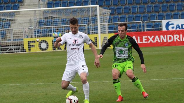 Fotbalisté Slovácka se v poháru utkají s Mladou Boleslaví.