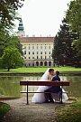 Soutěžní svatební pár číslo 203 - Kristýna a Jan Dvořákovi, Kroměříž