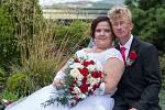 Soutěžní svatební pár číslo 26 - Marie a Pavel Břečkovi, Zlín