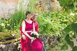 Soutěžní svatební pár číslo 89 – Kristýna a Jiří Alexovi, Hlubočky-Mariánské Údolí