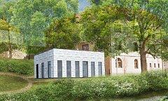 Návrhy okolí židovského hřbitova, Seichertovi rezidence či okolí jižních hradeb pomáhají studenti z Brna ve vytváření projektů Uherskému Brodu.