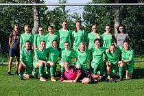 fotbalistky FC Ajax Bezměrov