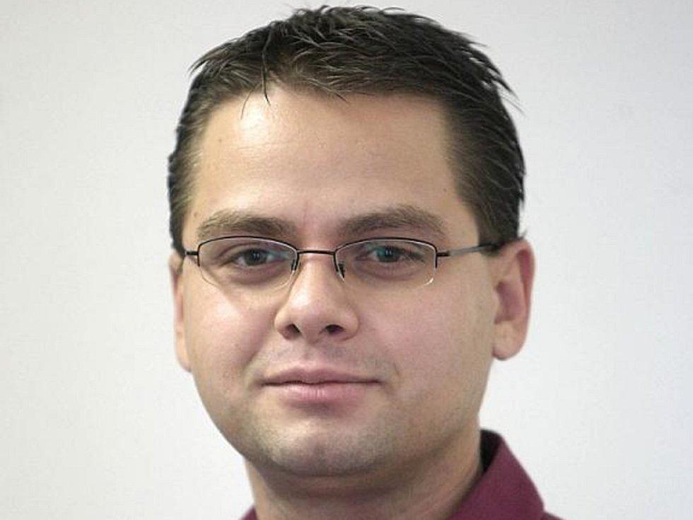 Martin Nevyjel, divizní šéfredaktor