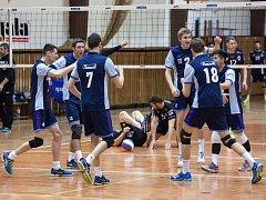 Volejbalisté VSK Staré Město vybojovali v I. lize bronzové medaile.