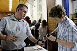 Na koštu vín v Tupesích chutnali 464 vzorků