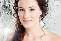 Uherskobrodská rodačka ve finále Miss Academia 2011.