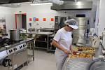 Školní kuchyně. Ilustrační foto.