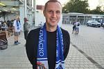 Bývalý brankář Miroslav Ondrůšek slavil ve Starém Městě postup do druhé i první ligy.