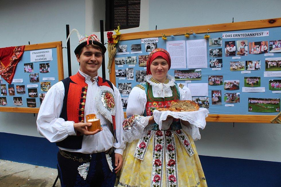 V posledním srpnovém dnu si obec Dolní Němčí, coby vítěze celostátního kola Vesnice roku 2018 a jeho tradice prohlédla hodnotící komise soutěže Evropská cena obnovy vesnice. V Muzeu Na mlýně.