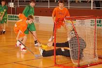 Hradišťané sázeli svým soupeřům jeden gól za druhým.