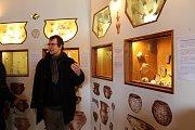 Archeologické muzeum v Ostrožské Lhotě.
