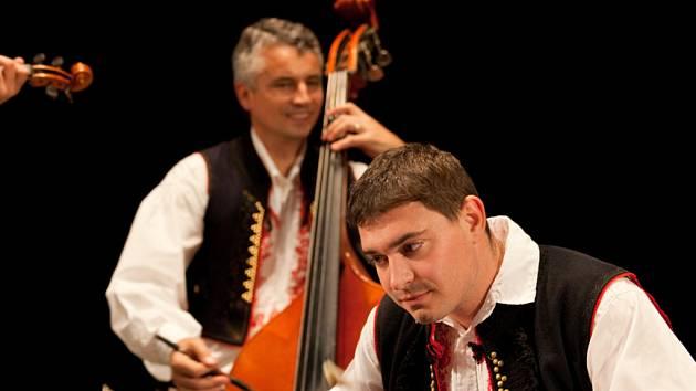 Šéf známé cimbálové muziky Harafica Petr Gablas