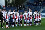 1. FC Slovácko - Slavia Praha.