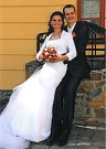 Soutěžní svatební pár číslo 230 - Lenka a Martin Chmelíkovi, Lipník nad Bečvou