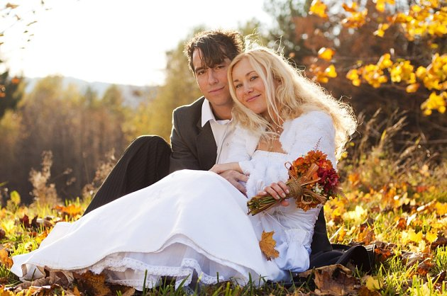 Soutěžní svatební pár číslo 83 - Dan a Lucka Dřímalovi, Valašské Meziříčí.
