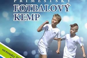 Ligové Slovácko o jarních prázdninách pořádá příměstský fotbalový kemp.