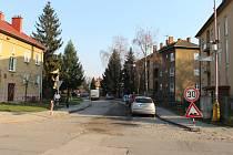 Ulice Jana Žižky se od těchto dnů na pět měsíců uzavře. Poté obdrží novou tvář.