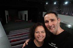 Tohle je doslovně náš druhý domov. Ve Slováckém divadle působíme sIrenkou v součtu již 55 let!