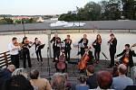 V prostorách kina Hvězda v Uherském Hradišti si v pátek 4. září dali dostaveníčko milovníci baletu a vážné hudby.