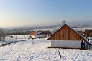 Park Rochus v Uherském Hradišti. Ilustrační foto.