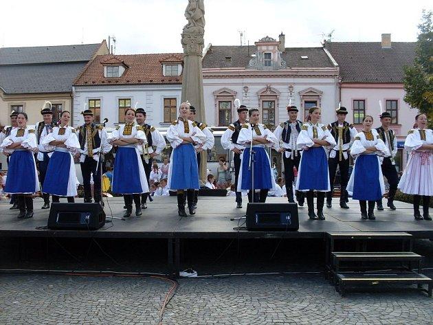 Slovácké slavnosti vína 2012 - Uherský Brod - Olšava.