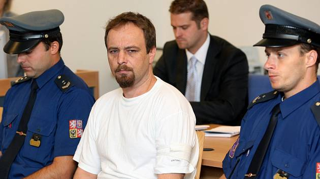 Ladislav Kuta u soudu