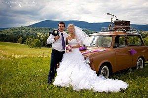 Fotosoutěž O nejkrásnější svatební pár 2017 – 1. kolo