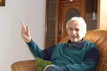 Oldřich Sedláček.
