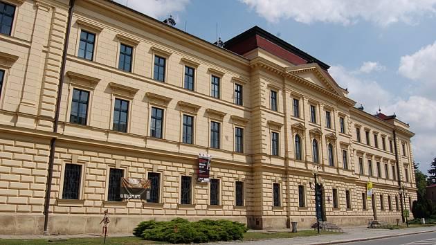 Budova SUPŠ v Uherském Hradišti