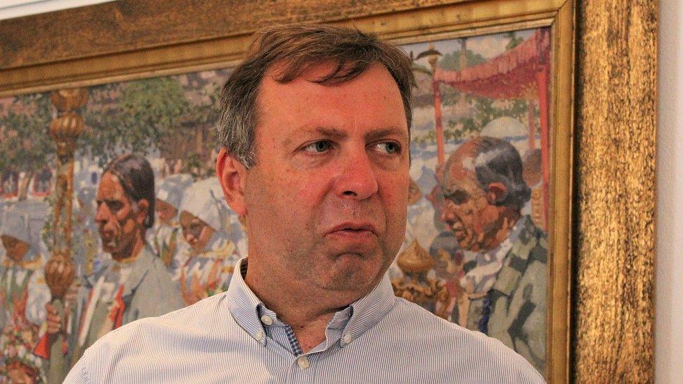 Uherskohradišťský starosta Stanislav Blaha