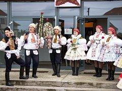 Krojované hody s právem v Kostelanech nad Moravou.