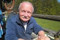Jiří Severin je prezidentem Společnosti přátel slivovice.
