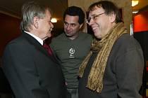 Karel Šíp, Martin Dejdar, Josef Náhlovský. Ilustrační foto.