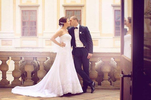 Soutěžní svatební pár číslo 28 – Monika a David Steinerovi, Kroměříž