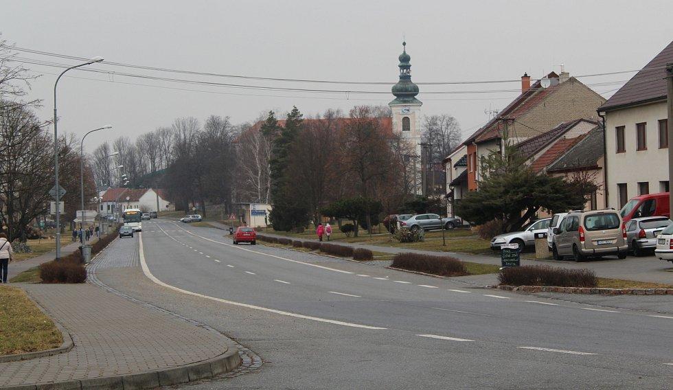 Bánov Obec na úpatí Bílých Karpat