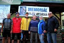 Desátý ročník Břestecké špice, poprvé se zbrusunovým názvem Memoriál Vojty Rosůlka