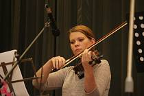 V kulturním domě v Horním Němčí se v sobotu představila Horněmčanská akademie plná talentovaných dětí.