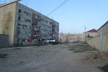 Ázerbájdžán fotoaparátem Vlčnovjanky.