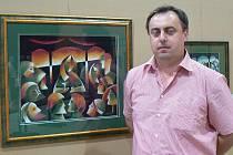 Malíř Jan Botek.