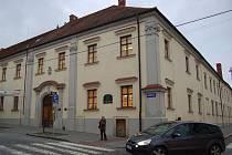 Panský dům v Uherském Brodě.
