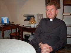 Uherskohradišťský farář Ján Turko.