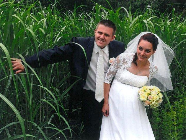 Soutěžní svatební pár číslo 218 - Eva a Lukáš Chytilovi, Přestavlky