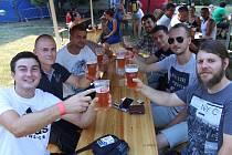 Tisíce návštěvníků proudilo v sobotu 4. sprna branami pivovaru Uherský Brod, aby navštívili koncert Horkýže Slíže, Wohnoutů či Pokáče.