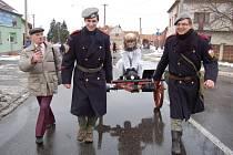 Fašank v Kunovicích. Ilustrační foto.