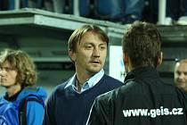 Trenér 1. FC Slovácko Michal Kordula.